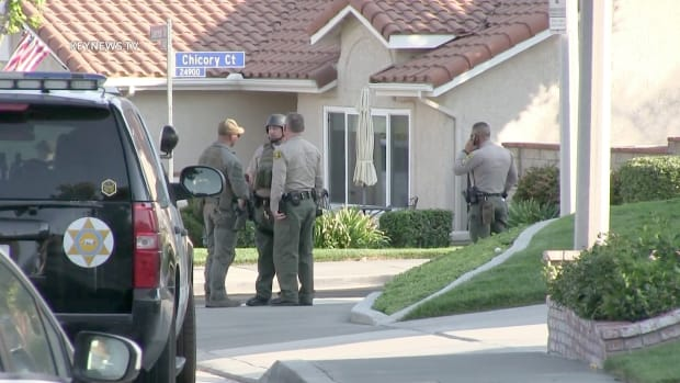 Deputy-Involved Shooting on Chicory Court