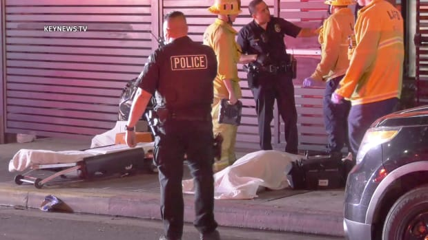 One Dead in East Hollywood Hotel Shooting