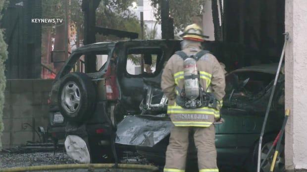 Three Fires in Pasadena