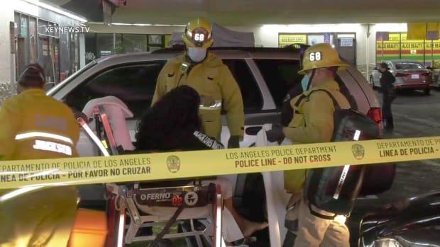 Mid City Strip Mall Fatal Shooting