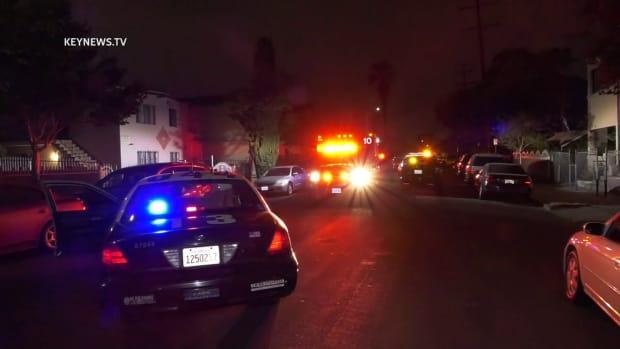 Gunshot Victim Crtical After South Los Angeles Shooting
