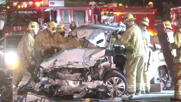 Sylmar Fatal Collision Mothers Day