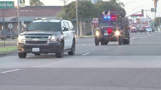 Deputy-Involved Shooting in La Puente