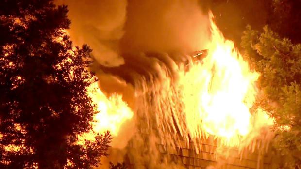 Modesto Condo Complex Fire