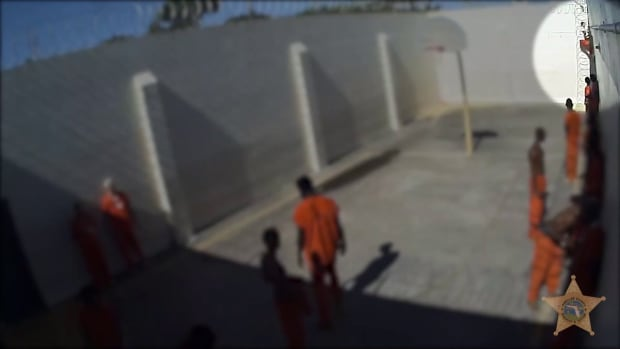 Inmate Escape Security Camera Compilation_Trim
