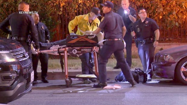 2 People Wounded in Pico-Union Shooting