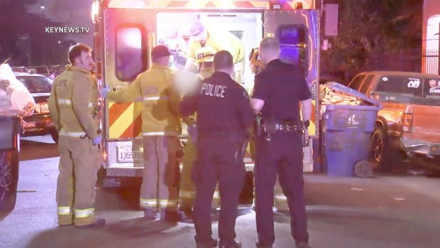 Shot Preteen Hospitalized After Drive-By Shooting