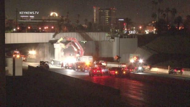 Highway 91 Bridge Demolition