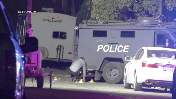 Deputy Killed in Wasco Standoff