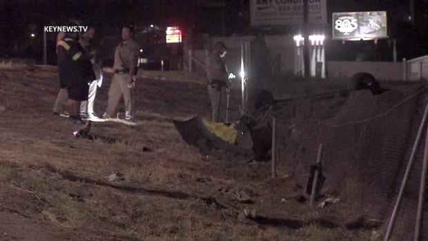 Jurupa Valley Fatal Crash