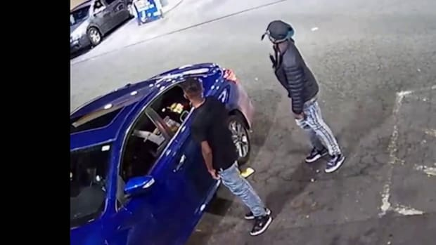 New Gas Station Shooting