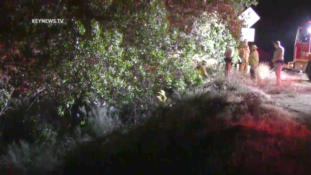 Fatal Dune Buggy Crash off Aliso Canyon Road in Acton