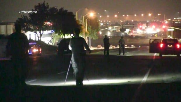 Pedestrian Struck and Killed on Sierra Highway in Palmdale