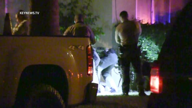 Deputies Take Driver into Custody After Newhall Vehicle Pursuit