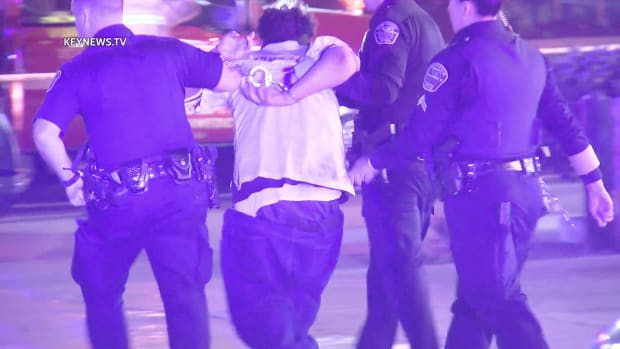 One Man in Custody After Hawthorne Mobile Boost Store Shooting