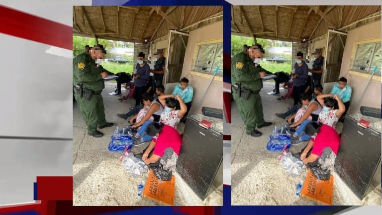 12 ILLEGAL IMMIGRANTS FOUND IN STASH HOUSE
