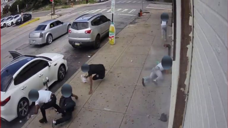 VIDEO: MAN KILLED IN CHRYSLER 300 DRIVE-BY SHOOTING NEAR KID DAYCARE