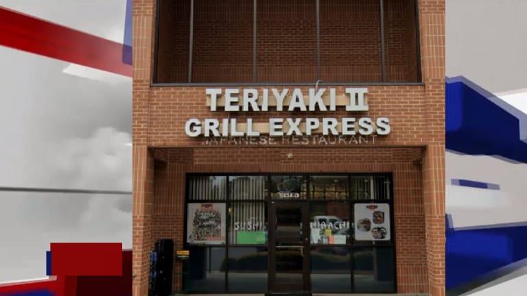 ROACHES FOUND AGAIN AT TERIYAKI EXPRESS II, 2ND TIME SINCE LAST WEEK