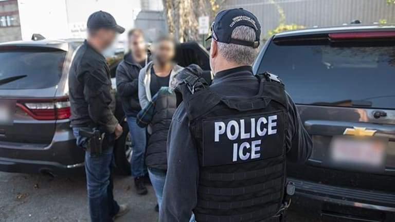 ICE ARRESTS 19 IN MASSACHUSETTS DURING FOUR DAY OPERATION