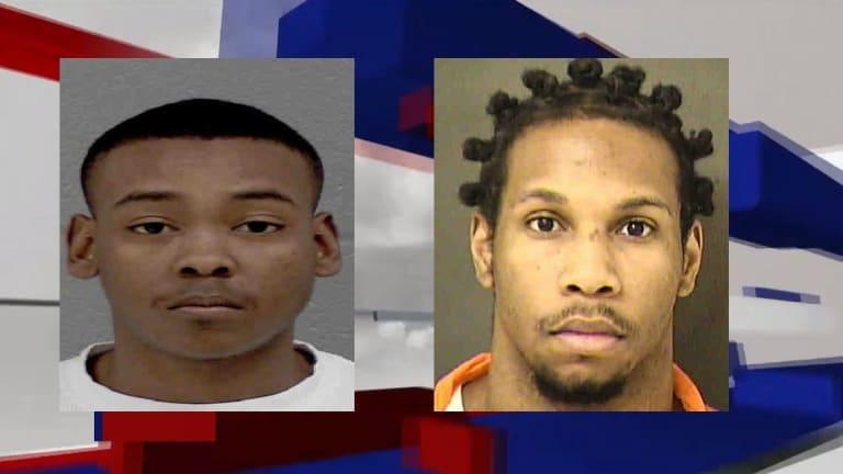 MURDER SUSPECT ARRESTED, VICTIM KILLED IN PARKING LOT OF STORE