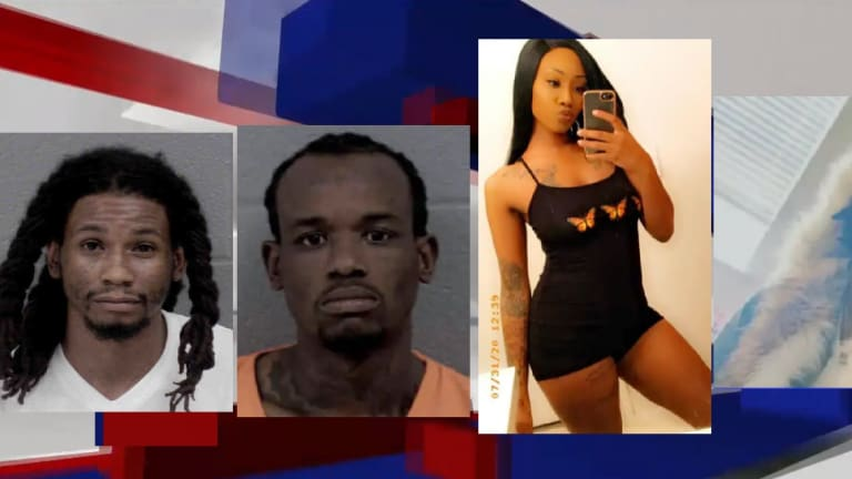TWO ARRESTED AFTER MOTHER AND FATHER SHOT & KILLED IN FRONT OF SON