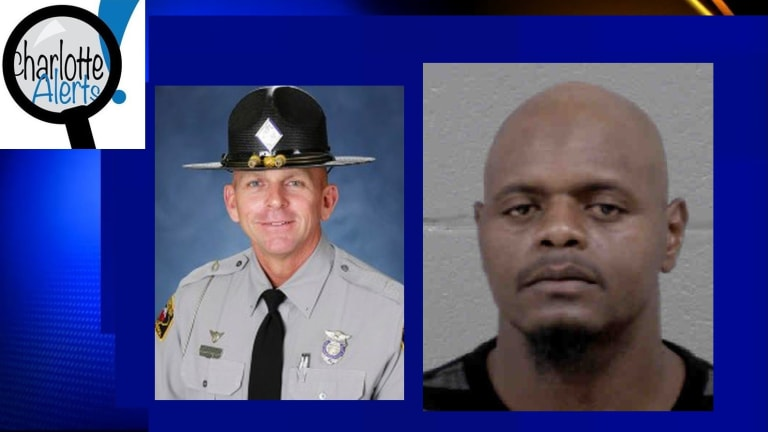 NORTH CAROLINA HIGHWAY PATROL TROOPER GETS PARALYZED FROM ON DUTY CAR ACCIDENT