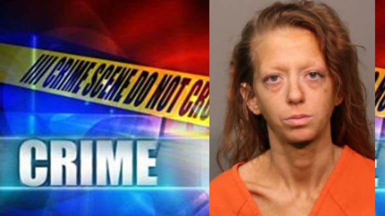 NEW BORN BABY TESTS POSITIVE FOR METH, MOTHER ARRESTED