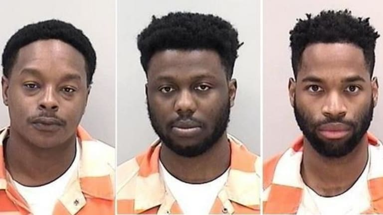 3 UNITED STATES NAVY MEMBERS ACCUSED OF RAPING TEENAGER AT A HOUSE PARTY