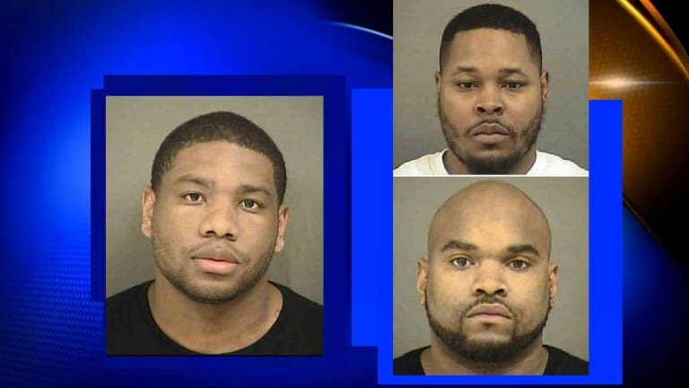 CIAA SHOOTING SUSPECTS FOUND GUILTY, ONE GETS OFF