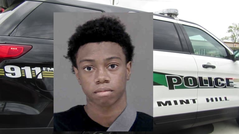 TEEN TRIES TO ROB AND ENDS UP GETTING SHOT