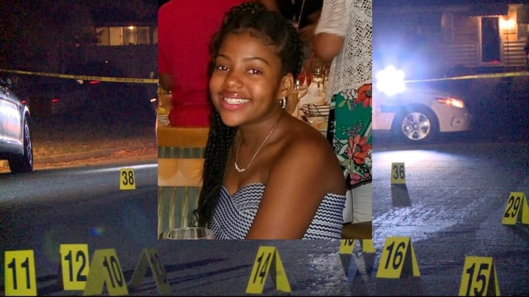 TEENAGE GIRL KILLED AT CONCORD MILLS MALL IDENTIFIED AS AVENANNA PROPST
