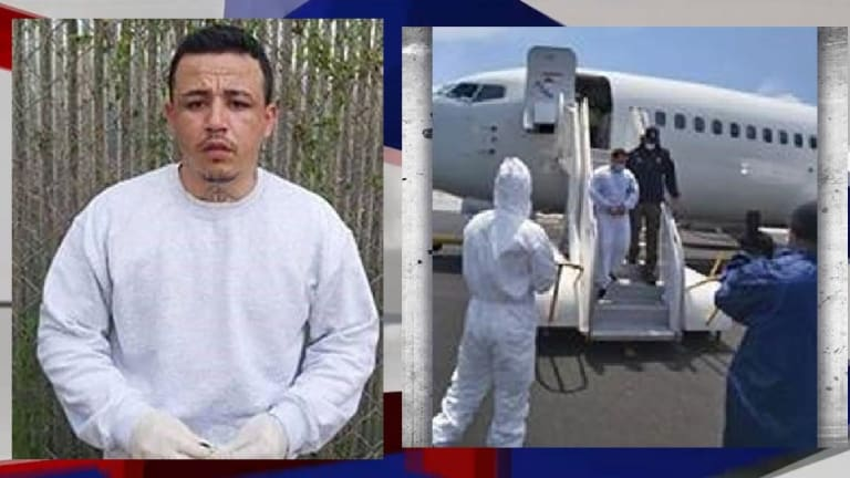 ICE DEPORTS ILLEGAL IMMIGRANT WANTED FOR HOMICIDE
