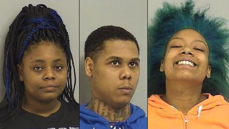 TEENS ROB 2 STORES AND THEN LEAD COPS ON WILD CHASE