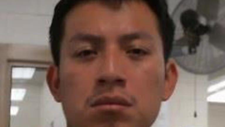 UNDOCUMENTED IMMIGRANT WITH CHILD SEXUAL ASSAULT CONVICTION GETS ARRESTED