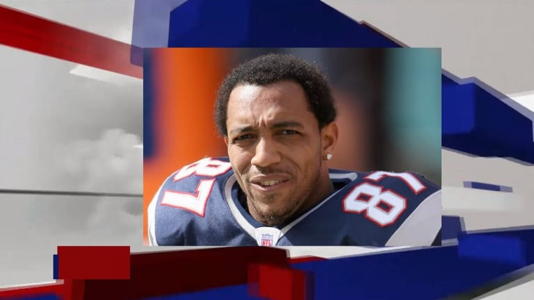 NFL STAR RECHE CALDWELL KILLED AT HOME IN TAMPA DURING SHOOTING