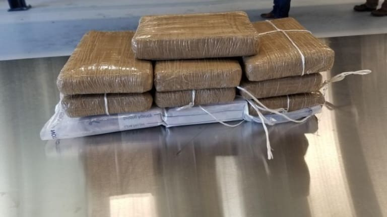 FAMILY FINDS $600,000 WORTH OF COCAINE ON BEACH, 44 POUNDS