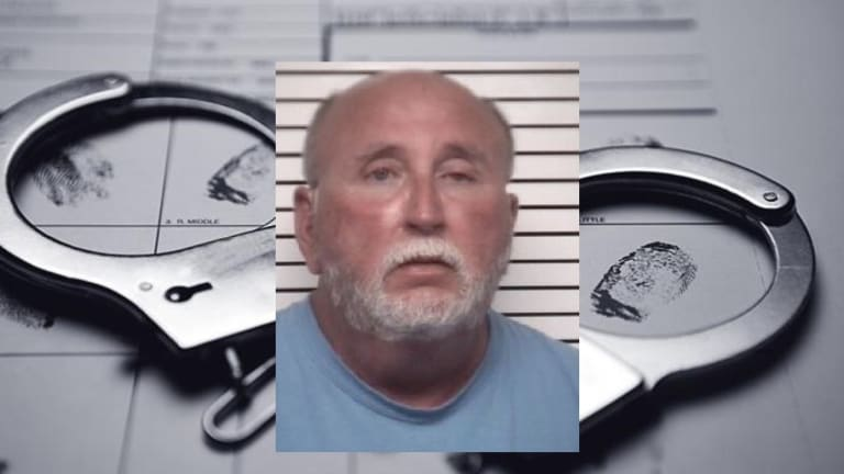 MAN ARRESTED ON CHILD PORNOGRAPHY CHARGES