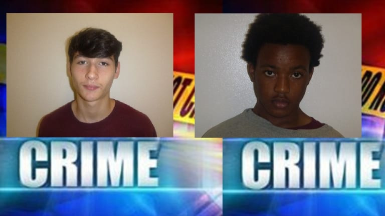 JUVENILE INMATES ESCAPE FROM YOUTH DETENTION CENTER