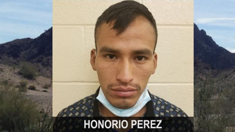 BORDER PATROL ARRESTS SEX OFFENDER AND ILLEGAL IMMIGRANT IN SOUTHERN ARIZONA