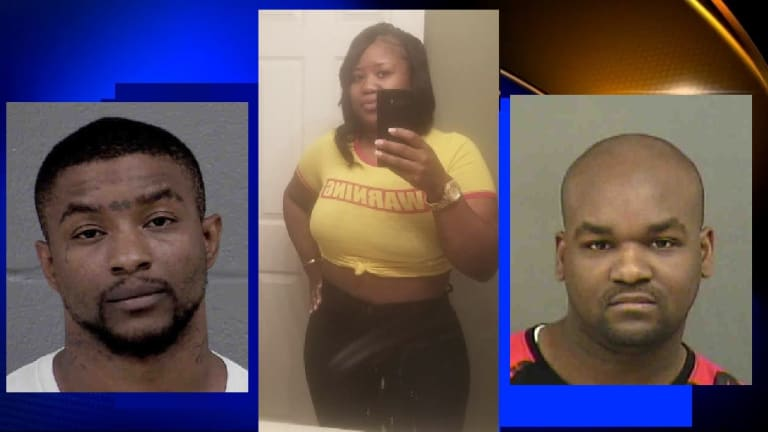 DOUBLE MURDER IN CHARLOTTE LEADS TO ARREST OF SUSPECT