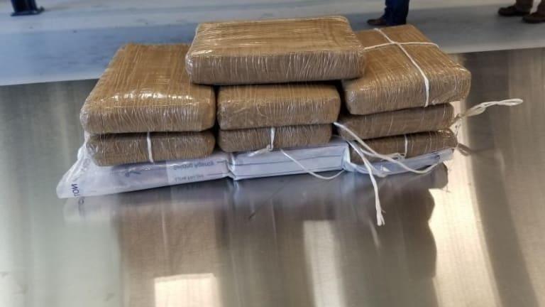 TEXAS FEDS INTERCEPT $728,000 IN FENTANYL DRUGS
