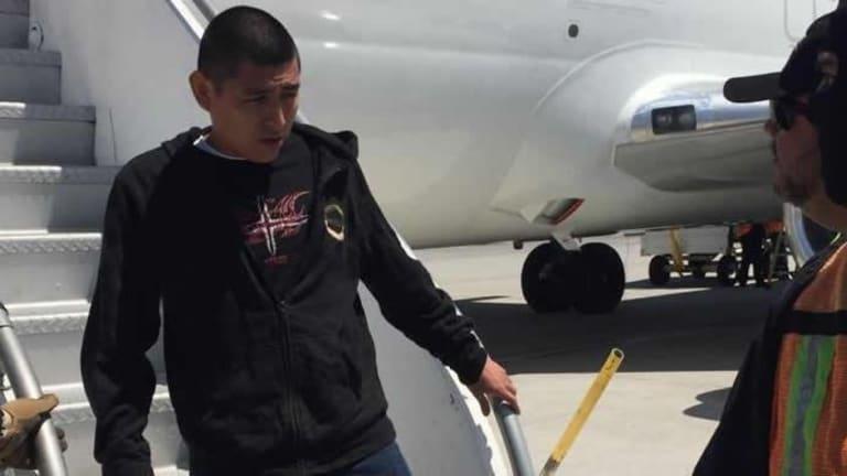 ICE DEPORTS ARIZONA MAN TO EL SALVADOR