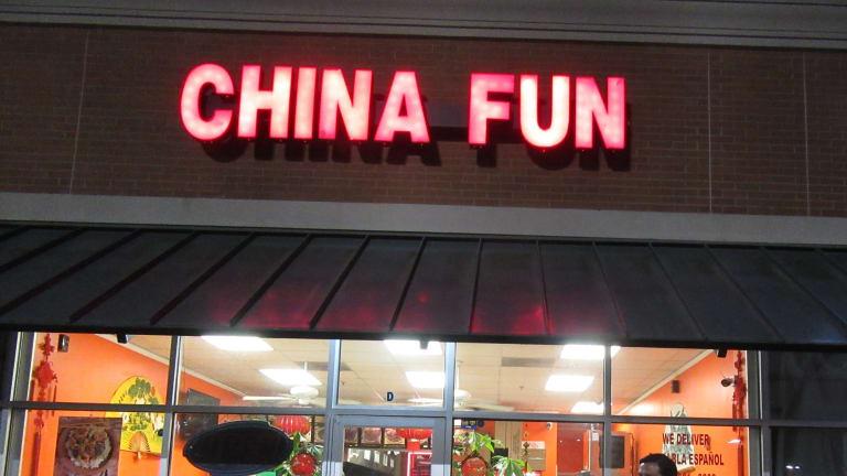 CHINA FUN RESTAURANT GETS 85.50 B HEALTH SCORE