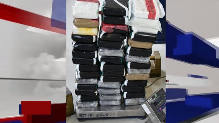 OVER $900,000 IN HARD NARCOTICS FOUND AT USA PORT OF ENTRY