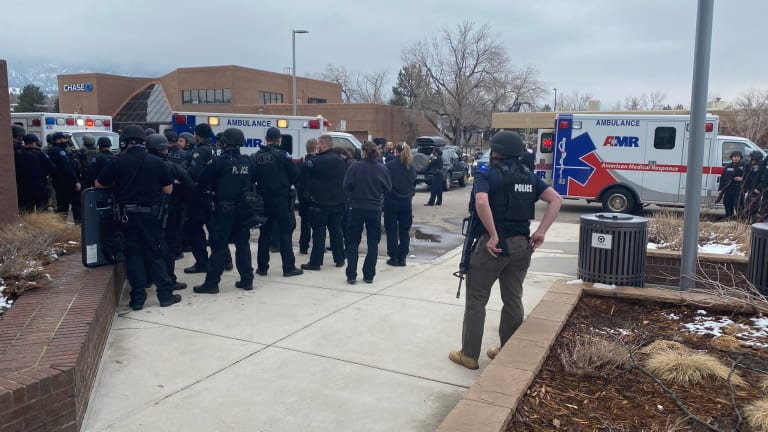 6 PEOPLE KILLED IN COLORADO GROCERY STORE SHOOTING, INCLUDING ONE COP