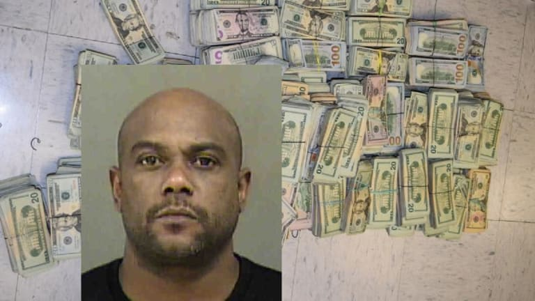 DRUG DEALER BUSTED IN TRAFFIC STOP WITH COCAINE AND MARIJUANA