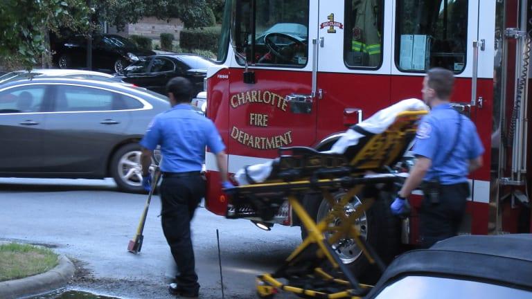 HOMICIDE IN SOUTH CHARLOTTE, MAN DEAD