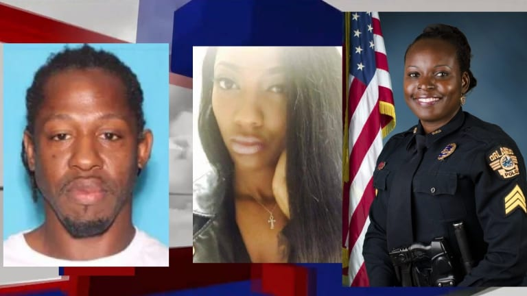 PREGNANT WOMAN MURDERED, FEMALE COP KILLED TOO, SUSPECT FOUND GUILTY OF ONE