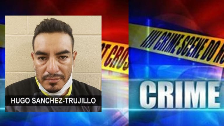 SEX OFFENDER AND ILLEGAL IMMIGRANT ARREST IN DESERT FOR ILLEGAL ENTRY