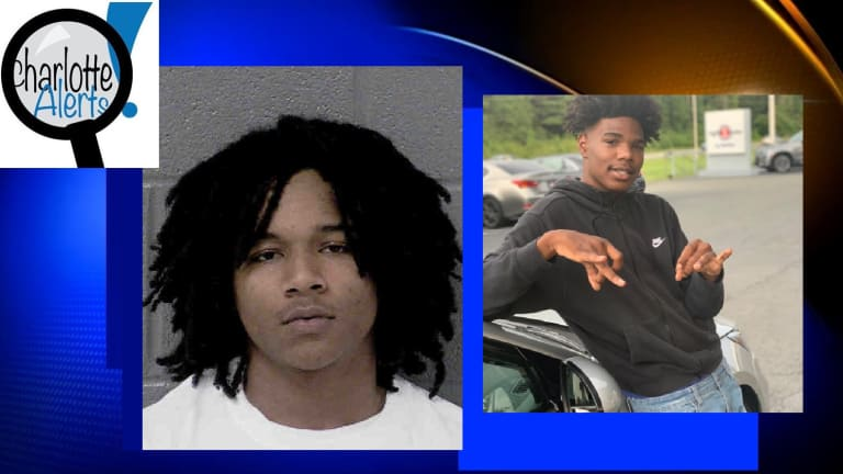 TEENAGER ARRESTED AFTER ANOTHER TEEN MURDERED IN WILD WEST CHARLOTTE SHOOTING